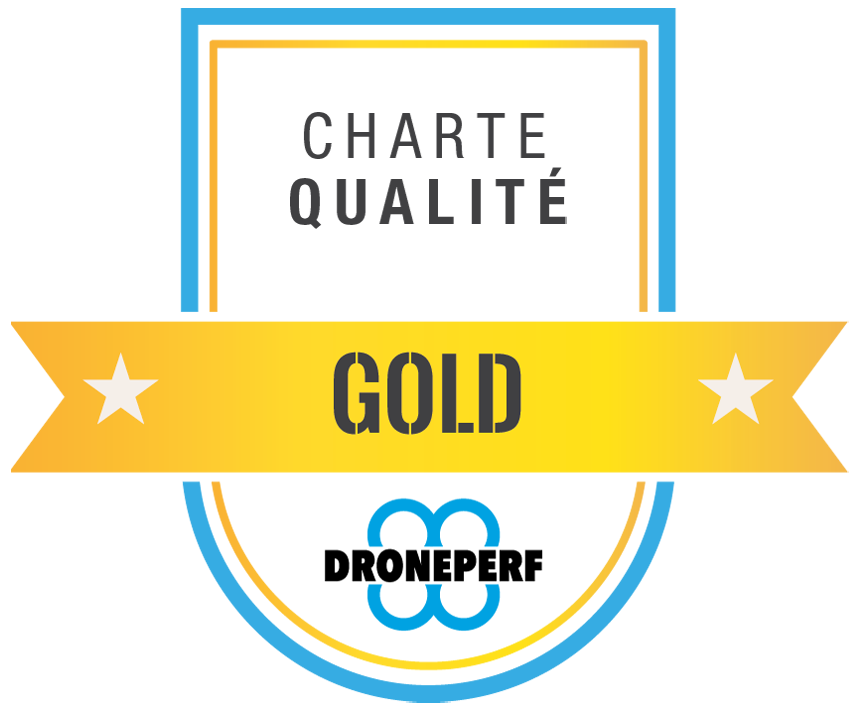 badge droneperf gold